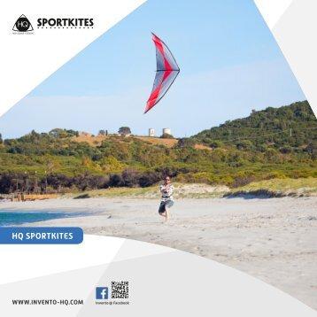 HQ Sportkites Flyer English