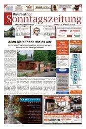 2018-04-22 Bayreuther Sonntagszeitung