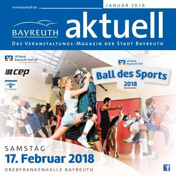 Bayreuth Aktuell Januar 2018