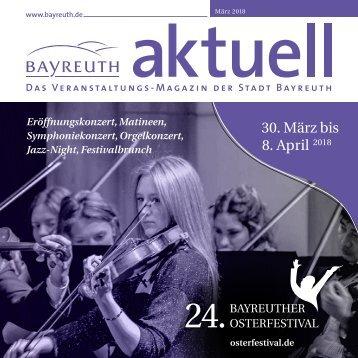 Bayreuth Aktuell März 2018