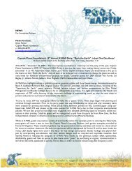NEWS For Immediate Release Media Contact ... - Atlanta Daybook