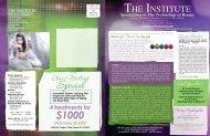 The InsTITuTe - Marina Plastic Surgery