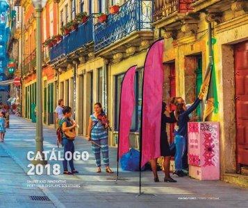 Catalogo Displays 2018
