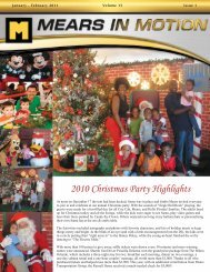 2010 Christmas Party Highlights - Mears Transportation