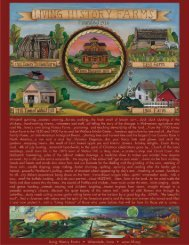 2011 Annual Report - Living History Farms