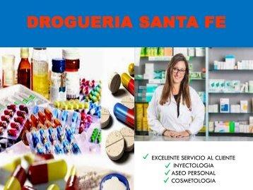 DROGUERIA SANTA FE