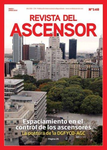 Revista del Ascensor - Edicion 148
