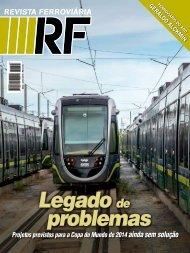 Revista Ferroviária Edição de Maio/Junho 2018