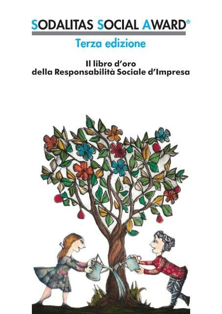 finest selection 27f63 a96b9 Il libro d'oro della Responsabilità Sociale d'Impresa ...