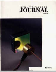 hew 1 e tt- pa ckard journal - HP Archive
