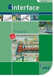 Ausgabe 1-2005 - Siemens PLM Software