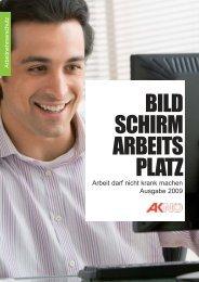 BILD SCHIRM ARBEITS PLATZ - Arbeiterkammer
