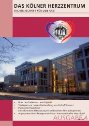 Download - Herzzentrum Uniklinik Koeln