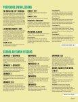 Dovercourt Fall 2018 Swim Lesson flyer - Page 3