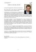VERANSTALTUNG neuen Tagungssaal Niederthai öffentlicher ... - Seite 6