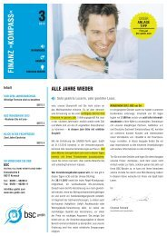 ZWEI JAHR - BSC GmbH