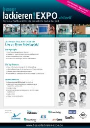 EXPO - Qualitätsgemeinschaft Industriebeschichtung eV