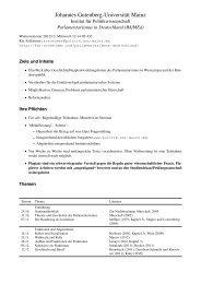 Seminarplan (PDF) - Kai Arzheimer