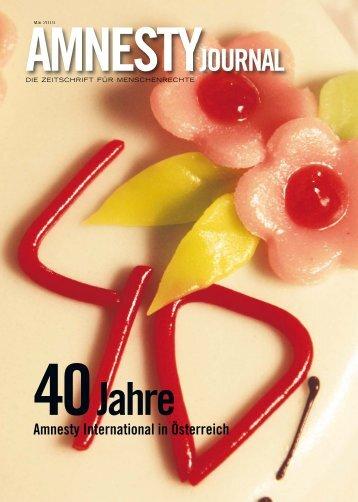 Aktivfür - Amnesty International Österreich
