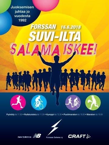 2018 Forssan Suvi-ilta
