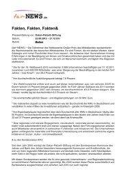 PDF :: fair-NEWS.de :: Fakten, Fakten, Fakten&