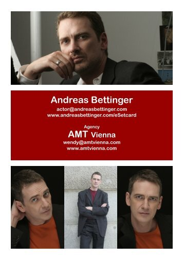 Andreas Bettinger