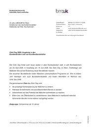 Erlass (pdf, 97 KB) - Bundesministerium für Unterricht, Kunst und ...
