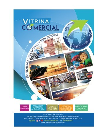 Vitrina Comercial - Boceto