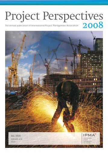 Project Perspectives 2007-2008 - IPMA