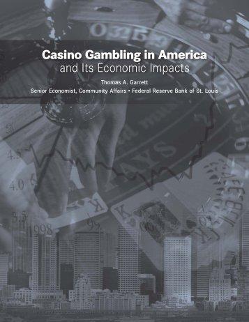 Casino Gambling in America