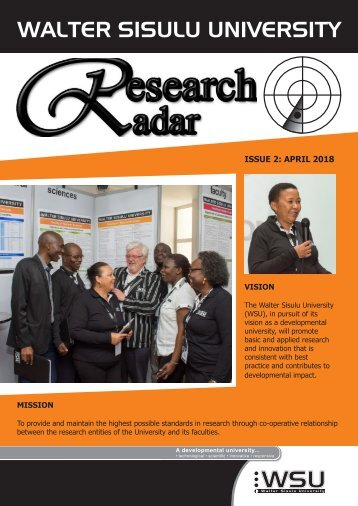 Research Newsletter issue 2 April 2018