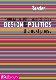 Design & Politics - The Next Phase