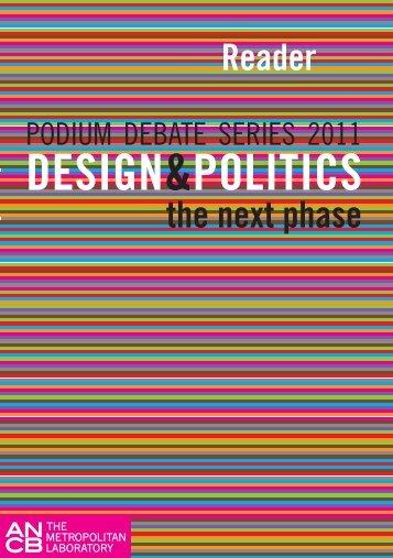 Maakbaarheid Reinventing The Urban Project In Design As Politics