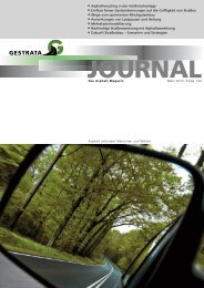 Gestrata Journal Ausgabe 134