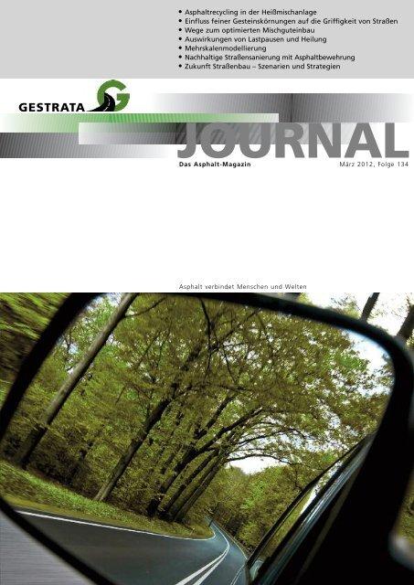 Gestrata Journal Ausgabe 134