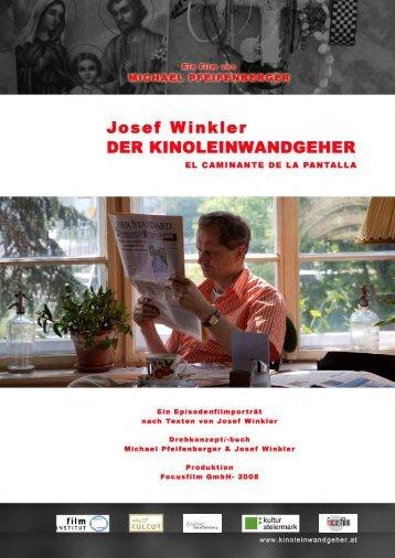 Der Kinoleinwandgeher - Pfeifenberger Film