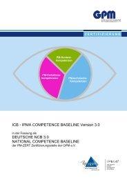 National Competence Baseline NCB 3.0 - GPM Deutsche ...