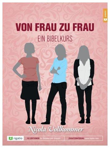 Nicola Vollkommer: Von Frau zu Frau
