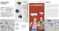 Allgemeiner Info-Flyer PRG U5
