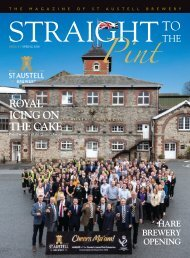 Straight To The Pint - Spring 2018 - Issue 8
