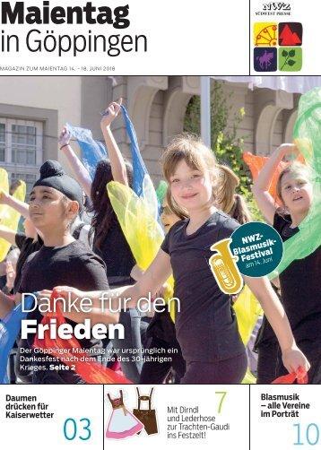 2018/24 - Maientag Göppingen