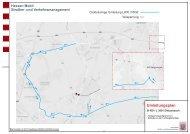 Umleitungsplan großräumig (für LKW & PKW)