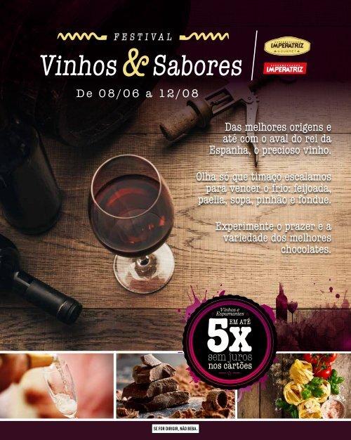 Revista Vinhos e Sabores - 2018