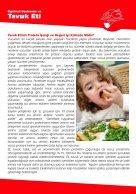 Optimal Beslenme ve Tavuk Eti - Page 3