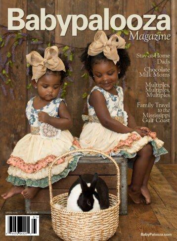 Babypalooza Magazine Spring 2018