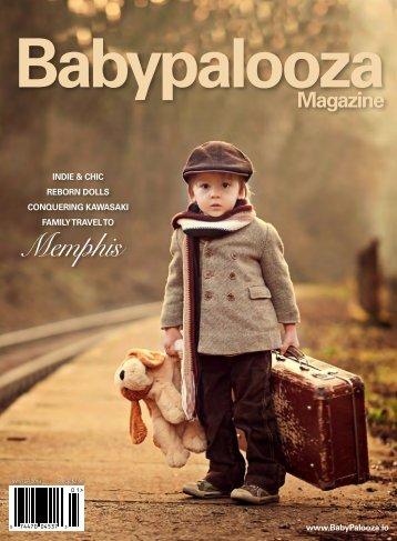 Babypalooza Magazine Fall 2018