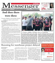 Southeast Messenger May 20th 2018