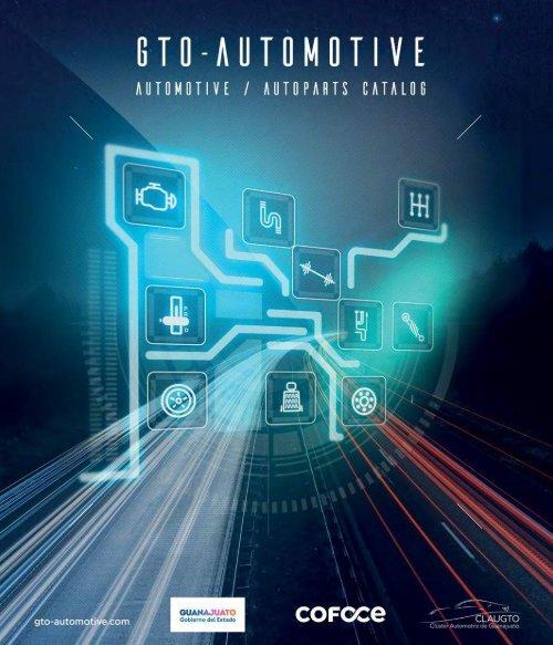 Catálogo GTO Automotive 2018