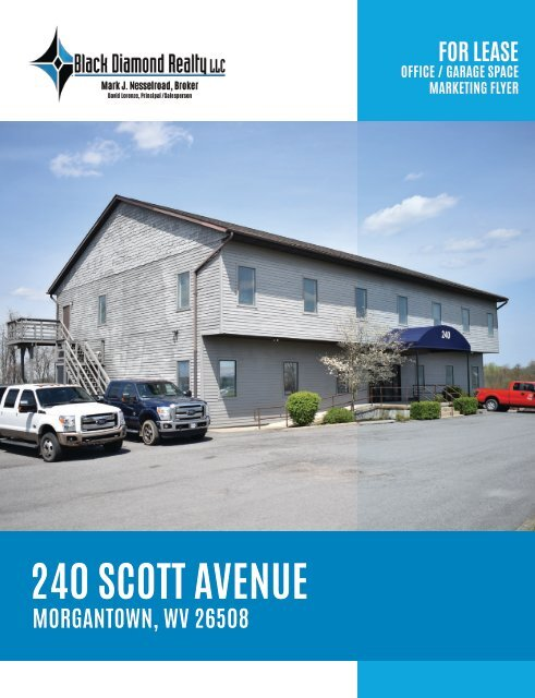 240 Scott Avenue Marketing Flyer