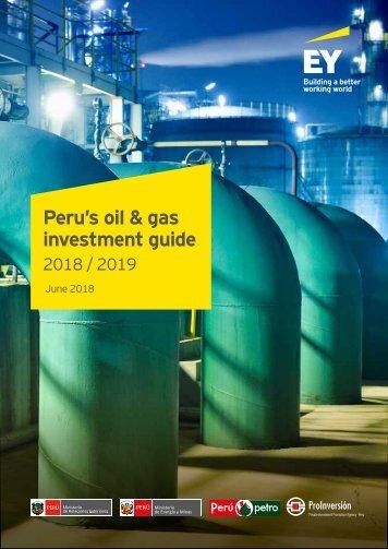 Guia de inversiones hidrocarburos 2018